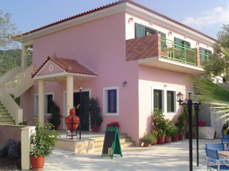 Aparthotel Harris - Anaxos - Lesbos
